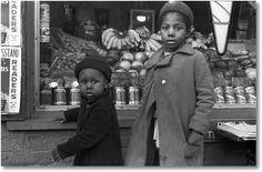 November 1937 - Street scene, Washington, D.C.; Eyes of the Great Depression 031 | pinned by haw-creek.com