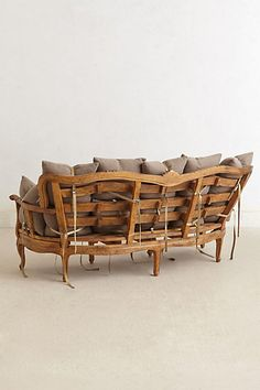 this was originally $4200--really?? Deconstructed Sofa - anthropologie.com