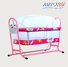 เปลไกวไฟฟ้า Autoru รุ่น Eco ( สีชมพู)  ♥♥ สนใจสินค้าหรือเป็นตัวแทนติดต่อสอบถามได้ท¬¬ี่ ♥♥ Line Id : mom2babyshop Tel : 083-966-9605,080-469-6261 Website : http://www.mom2babyshop.com facebook : https://th-th.facebook.com/mom2babyshop Mail : mom2babyshop@gmail.com