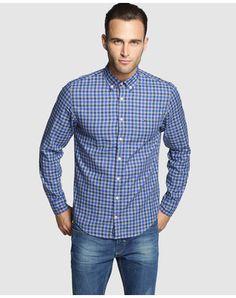 Camisa Regular de hombre Tommy Hilfiger