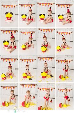 Mickey Mouse Cake Smash by Amanda Diefenbach Photography Mickey Mouse First Birthday, Baby Mickey Mouse, Twin First Birthday, Mickey Party, First Birthday Photos, Baby Birthday, 1st Birthday Parties, Birthday Ideas, First Birthday Photography