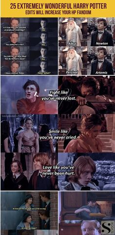 25 Extremely Wonderful Harry Potter Edits Will Increase Your HP Fandom potter fun heads harry facts potter Are You The One, Like You, Crazy Humor, Potter Facts, Wtf Funny, Laughter, It Hurts, Harry Potter, Fandoms