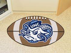 University of North Carolina - Chapel Hill Football Mat