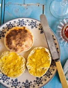Best fork split english muffins recipe on pinterest home made fork split english muffins forumfinder Image collections