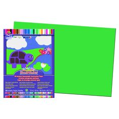 SUNWORKS 12X18 HOLIDAY GREEN 50CT