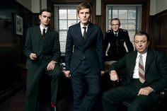 Four new films from Mammoth Screen's successful crime drama, Endeavour, have been commissioned by ITV.