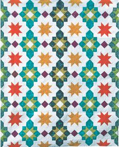 Freshly Pieced Modern Quilts: Another New Pattern: Moroccan ... : modern quilts for sale - Adamdwight.com