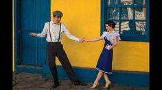 Fernando Flesch & Mila Spigolon - Tap Dance Routine