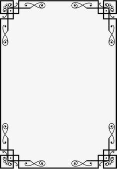 Black line frame, Black, Line, Frame PNG Image Frame Border Design, Page Borders Design, Borders For Paper, Borders And Frames, Floral Frames, Frame Wall Collage, Gravure Laser, Graphic Design Brochure, Name Card Design