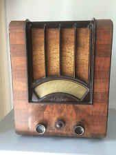 Saba Röhrenradio um 1930