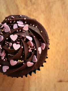 Love cupcake from Butcher, Baker :)