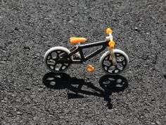 MiniStyx says this beautiful, tiny bicycle is in beta, but it already looks pretty great. If you're up for a ride on the bleeding edge of a sweet 3D design, you can download it and start printing today. Why wait?