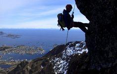 (+) Tok traversen til Skottind Lofoten, Great View, Mount Everest, Scenery, Hiking, Travel, Walks, Viajes, Landscape