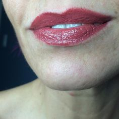 Pure: 💋 Truffle 🍫 The best selling Lip Caramel {liquid lipstick} by This . Lipstick Swatches, Liquid Lipstick, 100 Pure, Lip Colors, Truffles, Pure Products, Beauty Products, Caramel, The 100