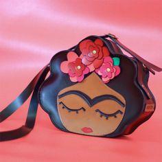Bolsa Frida feita à mão - Abicatori