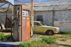 Gas Crisis  Palestine Texas #abandoned #crisis #palestine #texas #photography