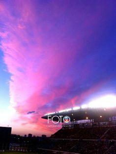Cielo Azulgrana #SanLorenzo