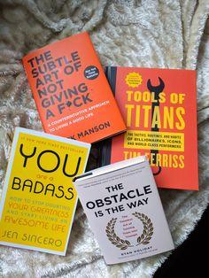 Great books for entrepreneurs.