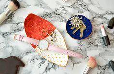 Para enfeitar e organizar: faça um pratinho para colocar todas as suas miudezas! - dcoracao.com - blog de decoração e tutorial diy