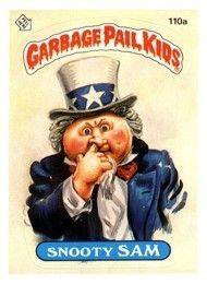 The 13 Greatest Garbage Pail Kids