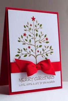 I'm in Haven: A Papercrafts Magazine Christmas Card
