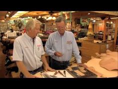 How to Use and Sharpen a Head Knife with Denny and Kevin!