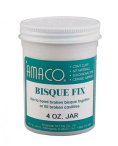 AMACO 4-Ounce Bisque Fix >>> Check this awesome product by going to the link at the image.