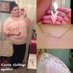 shirt-target  bag-forever21  earings-forever21    plus size fashion