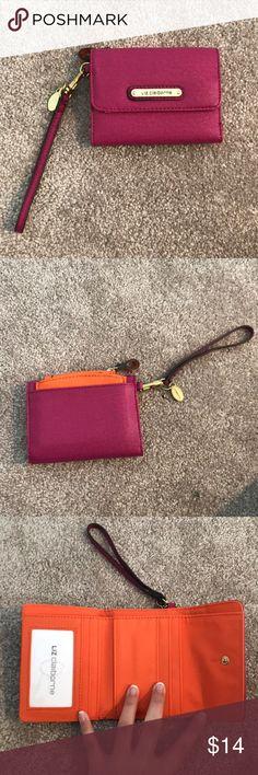 Wallet Liz Claiborne wallet, never used Liz Claiborne Accessories