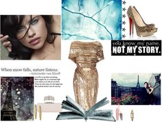 """You know my name NOT my STORY"" by crazygirl8243 ❤ liked on Polyvore"