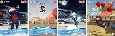 Download Game untuk Anak Anak Clumsy Ninja