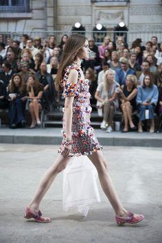 Chanel SS15 – Paris Fashion Week | Spring/Summer | MiNDFOOD