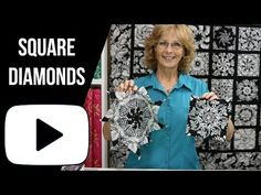 Make a Surprise Half Hexi Quilt with Jenny! - YouTube