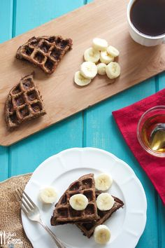 Skip To RecipeThe smell of waffles reminds me of the diner I frequented as a kid. The fresh smell of …