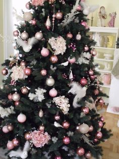 Pink Christmas Magic ~