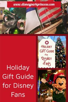 Start your shopping early with these ideas from our 2020 Holiday Gift Guide for Disney Fans! There is something for everyone. #disney #disneyworld #disneyland #disneygiftguide #holidayshopping #holidaygiftguide
