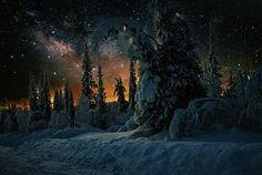 35PHOTO - Lapland - Сказка на ночь