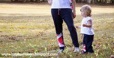 Hedi's Pump-it-up: im Mama-Tochter-Look