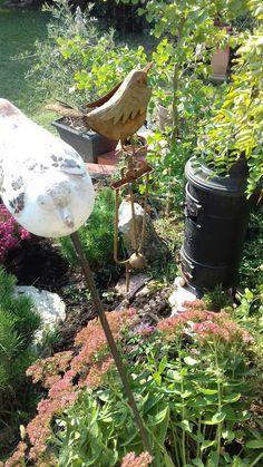 Bird, Outdoor Decor, Plants, Home Decor, Lawn And Garden, Decoration Home, Room Decor, Birds, Plant