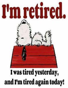 I'm retired.:)edohi