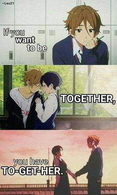 anime couple cute cute anime couple anime couples anime couple images anime couple pics anime couple wallpaper anime couple in love anime couple drawing anime couple drawings anime couple pictures… Sad Anime Quotes, Manga Quotes, Anime Quotes About Life, Anime Couples Drawings, Cute Anime Couples, Couple Drawings, Tamako Love Story, Cute Love Quotes, Anime Manga