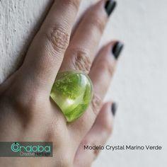 Anillo Crystal Marino - Anillos - Complementos - Regalos - Regalos
