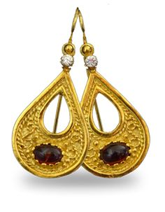 Ancient Greek jewellery | Byzantine jewelry | Filigree Jewelry