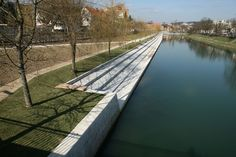 Renovation of Ljubljanica Embankment – Slovenia /  Trije arhitekti