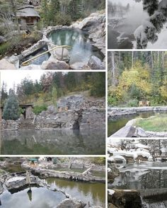 Strawberry Hot Springs in CO... August 2012 (fingers crossed)