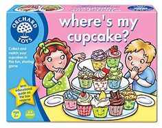 Where's My Cupcake? Board Game