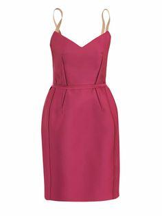 Duchess darting-detail dress | Lanvin | MATCHESFASHION.COM