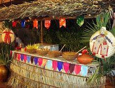 Resultado de imagem para decoração festa junina