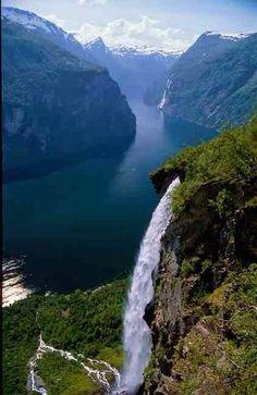 Gerianger. Norway.