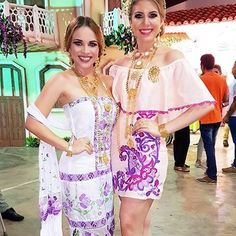 ¡Espectaculares! Las embajadoras del carnaval tableño 2017 S.M. María Laura…